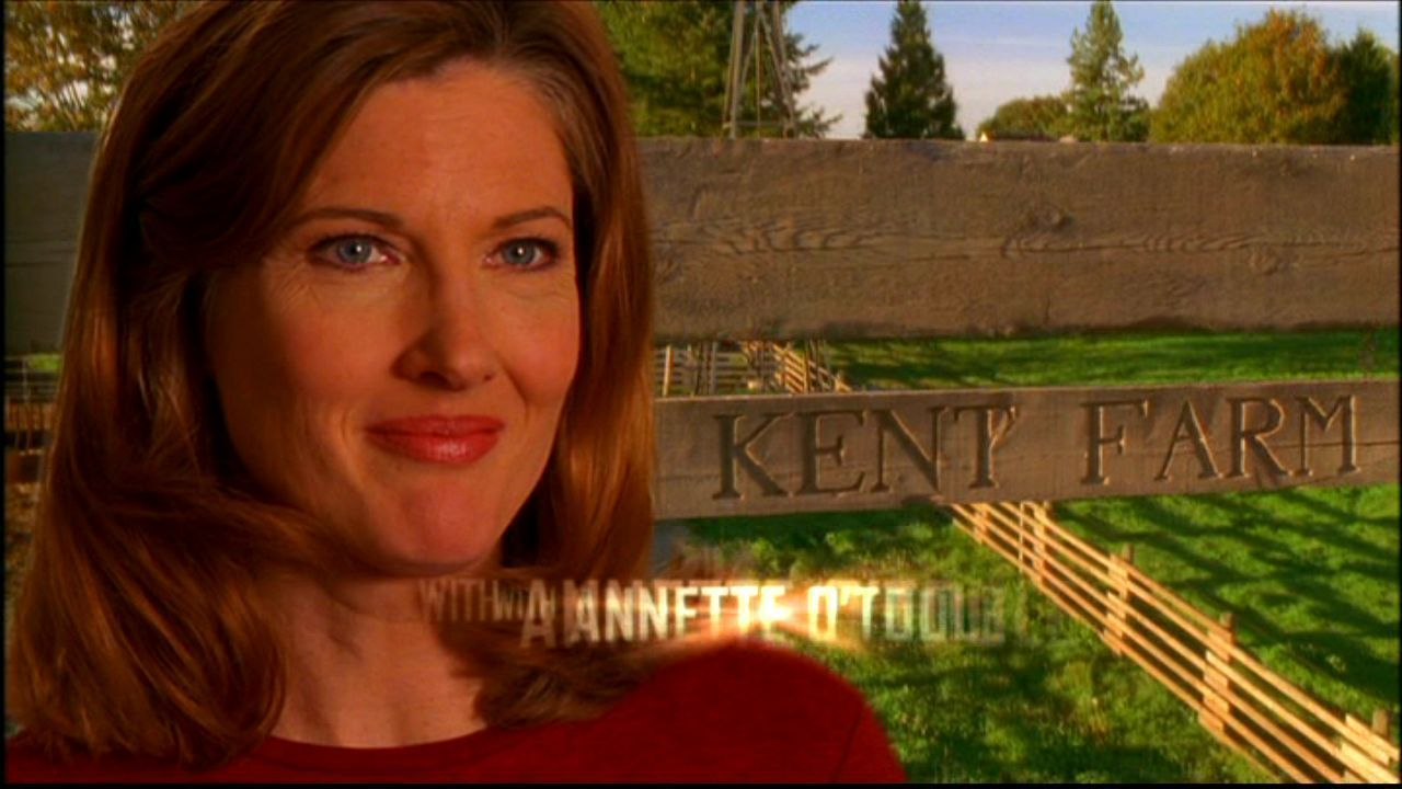 Annette Otoole As Martha Kent Wallpaper 1280x720