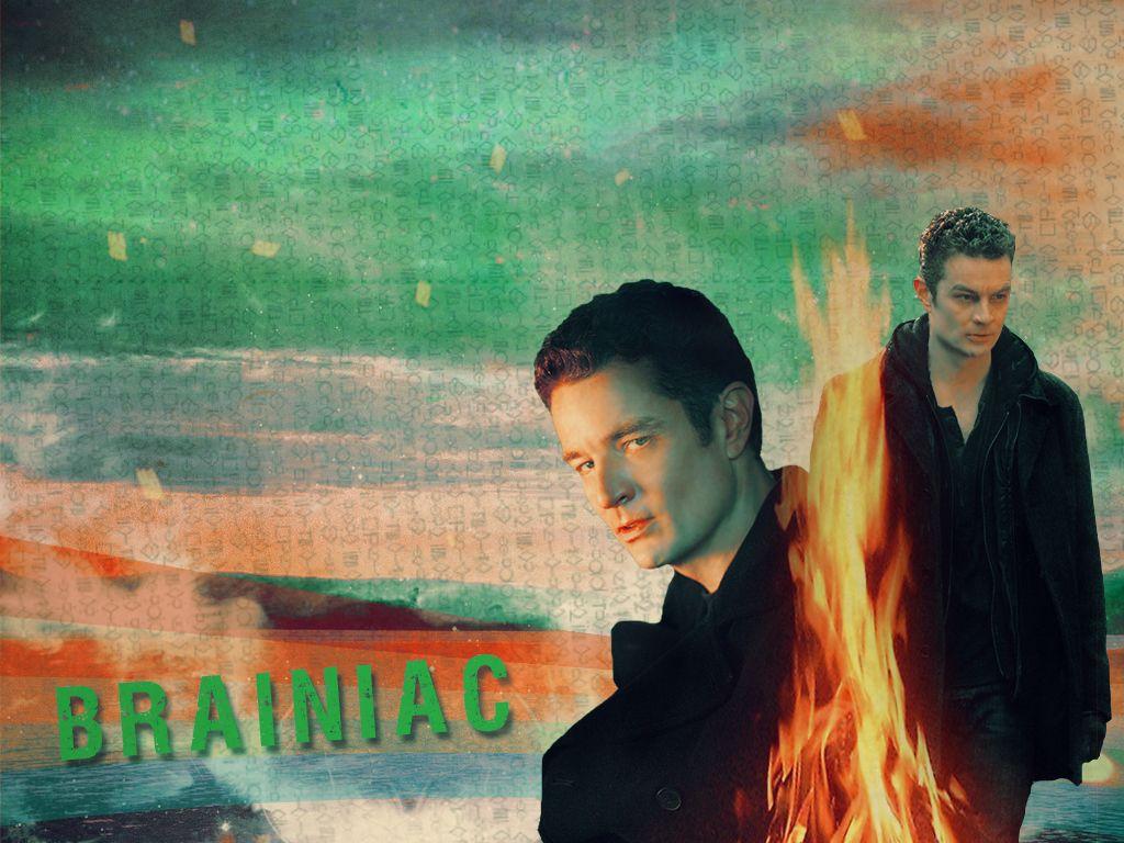 Brainiac Smallville Wallpaper 1024x768