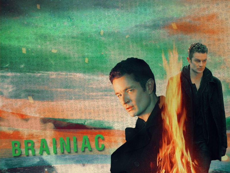 Brainiac Smallville Wallpaper 800x600