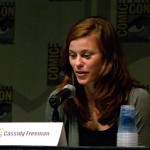 Cassidy Freeman As Tess Mercer Wallpaper