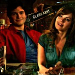 Clark And Lois Lane Collage Wallpaper