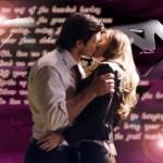 Clark Kent And Lois Lane Kiss Me Wallpaper