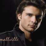 Clark Kent Portrait Smallville Title Wallpaper