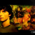 Clark Kent Smallville Screenshot Collage Wallpaper