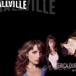 Erica Durance As Lois Lane Smallville Wallpaper