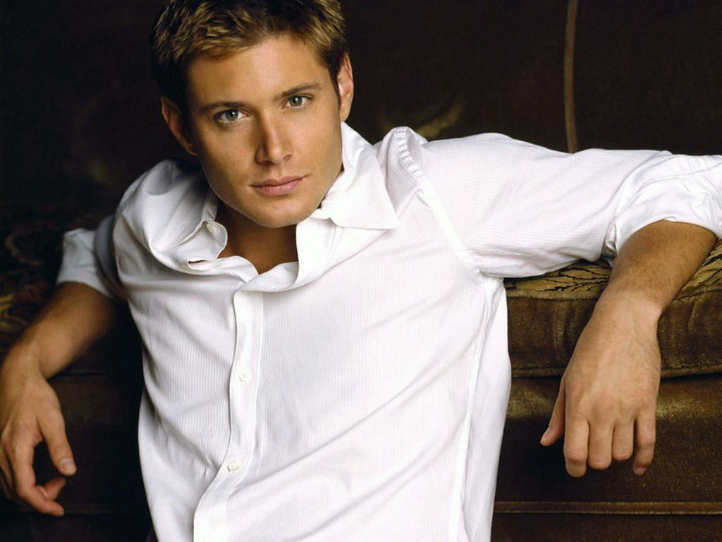 Jensen Ackles Portrait Wallpaper 1024x768