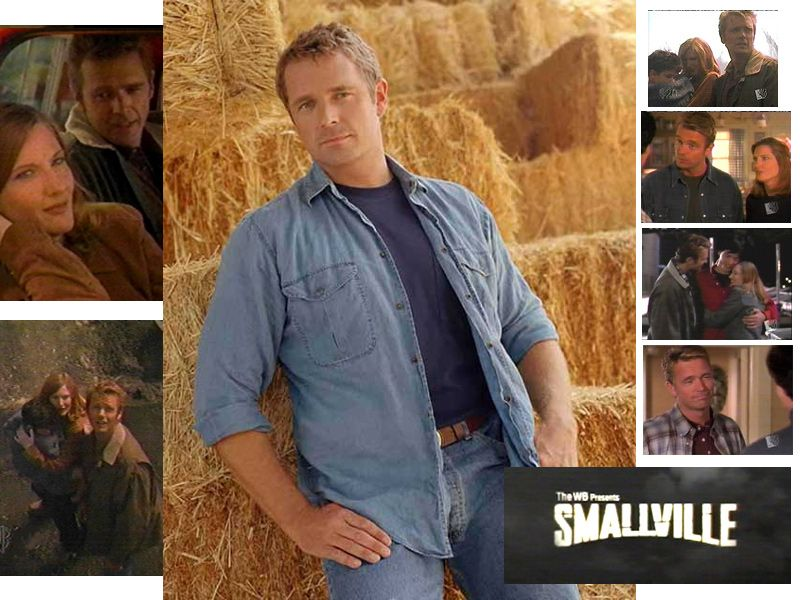 Jonathan Kent In Smallville Screenshots Wallpaper 800x600