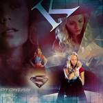 Kara Kent As Kryptonian Gal Wallpaper