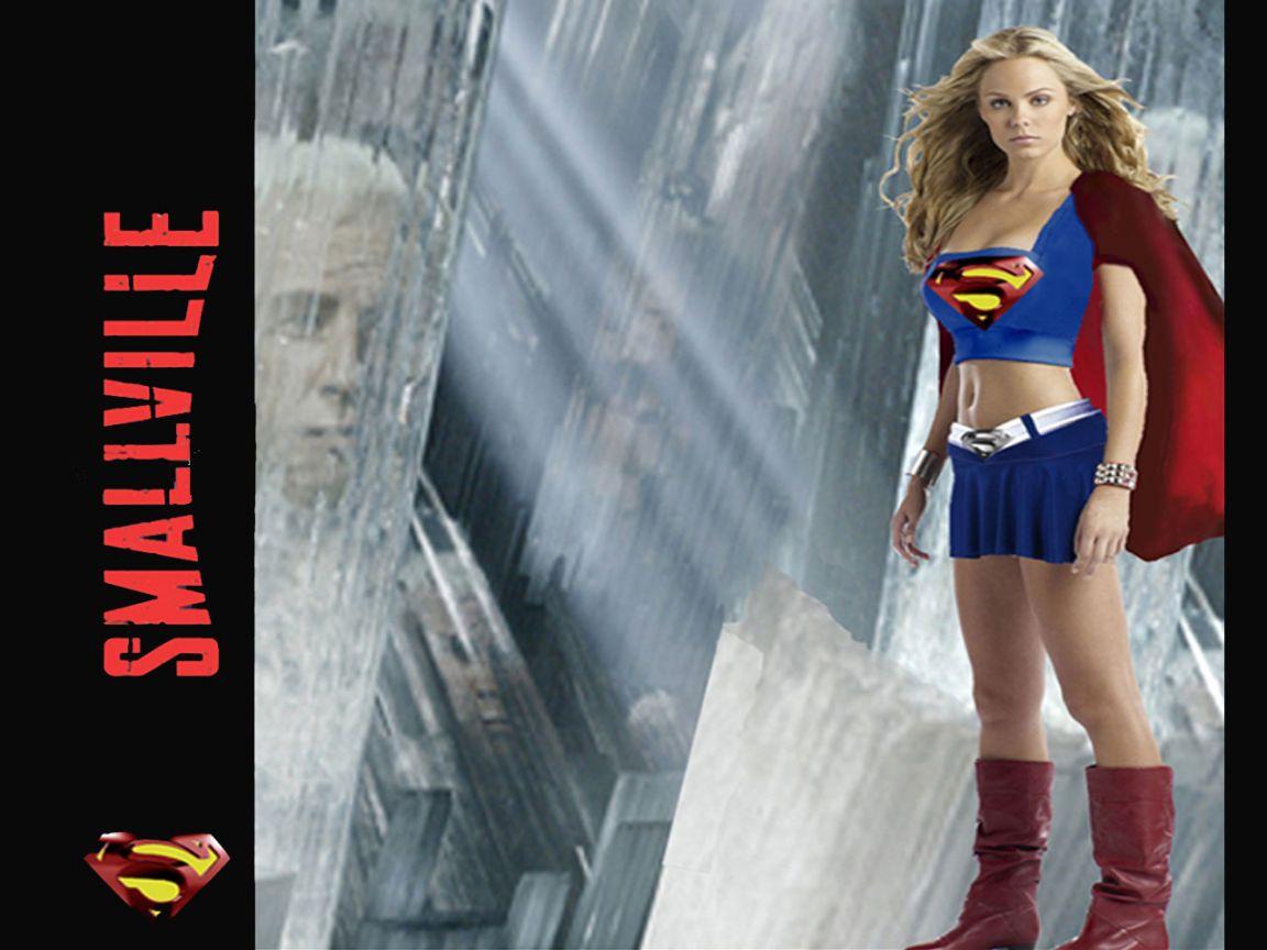 Kara Kent As Supergirl Wallpaper 1152x864
