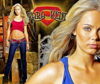Kara Kent Smallville Wallpaper