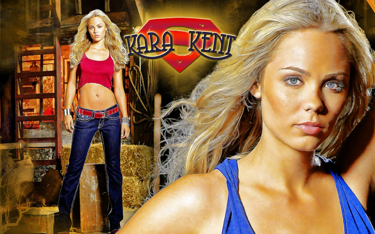 Kara Kent Smallville Wallpaper