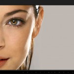 Kritin Kreuk Close Up Portrait Wallpaper