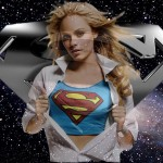 Laura Vandervoort As Kara Kent Supergirl Wallpaper