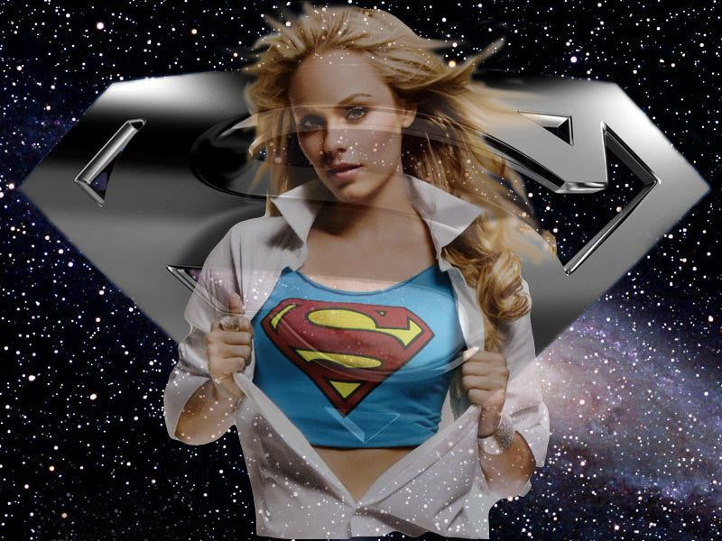 Laura Vandervoort As Kara Kent Supergirl Wallpaper 800x600