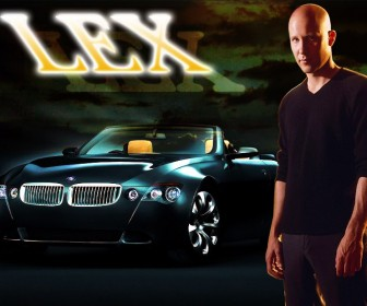 Lex Luthor With Bmw Wallpaper