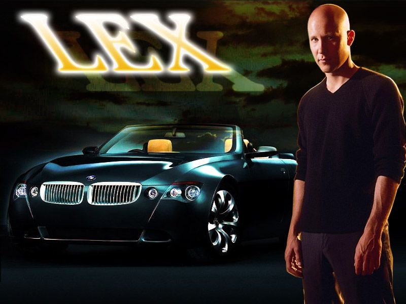 Lex Luthor With Bmw Wallpaper 800x600