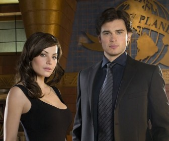 Lois And Clark Smallville Wallpaper