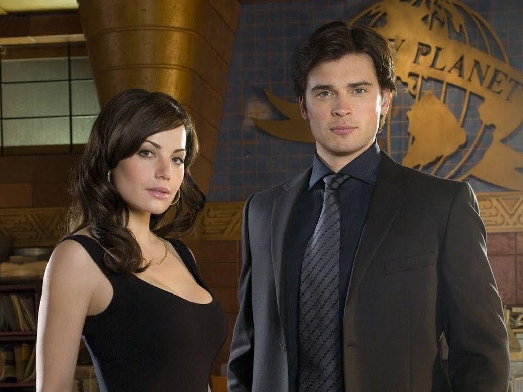 Lois And Clark Smallville Wallpaper 1024x768