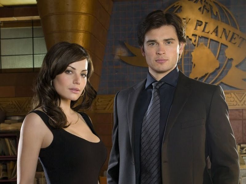 Lois And Clark Smallville Wallpaper 800x600