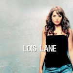 Lois Lane Black Top Portrait Wallpaper
