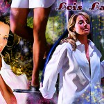 Lois Lane Digital Art Collage Wallpaper