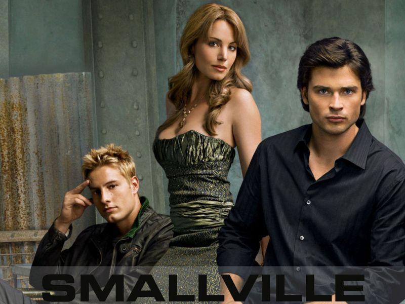 Oliver Lois Clark Smallville Wallpaper 800x600