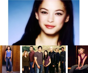 Smallville Cast Collage Wallpaper
