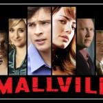 Smallville Cast Faces Wallpaper