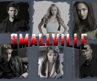 Smallville Cast Wallpaper