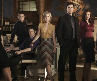 Smallville Season 8 Cast Wallpaper