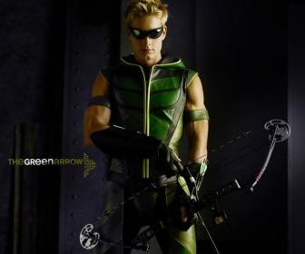 The Grren Arrow Portrait Wallpaper