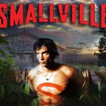 Tom Welling Smallville Logo Wallpaper