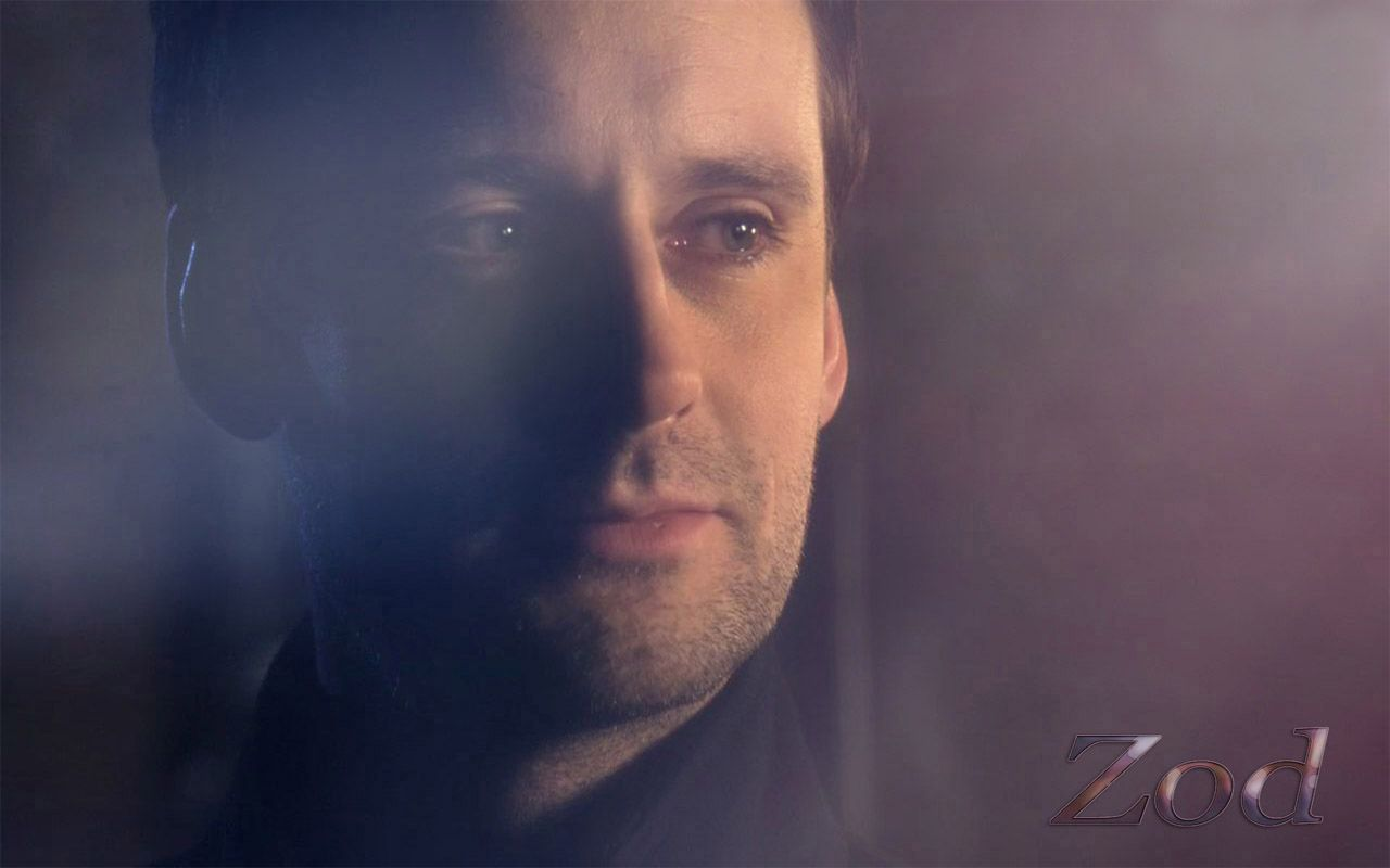 Zod Close Up With Name Wallpaper 1280x800