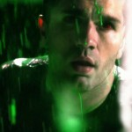 Zod Green Rain Wallpaper